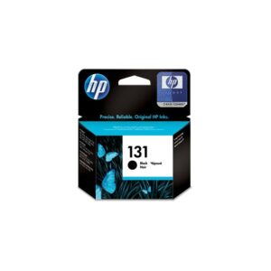 CARTOUCHE ORIGINALE HP 131 BLACK (C8765HE)