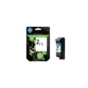 CARTOUCHE ORIGINALE HP 15 BLACK (C6615DE)