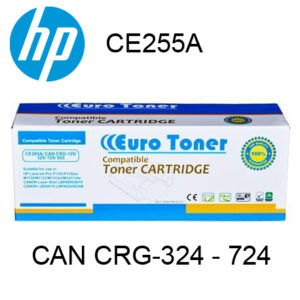 CE255A/ CAN CRG-324/ 724